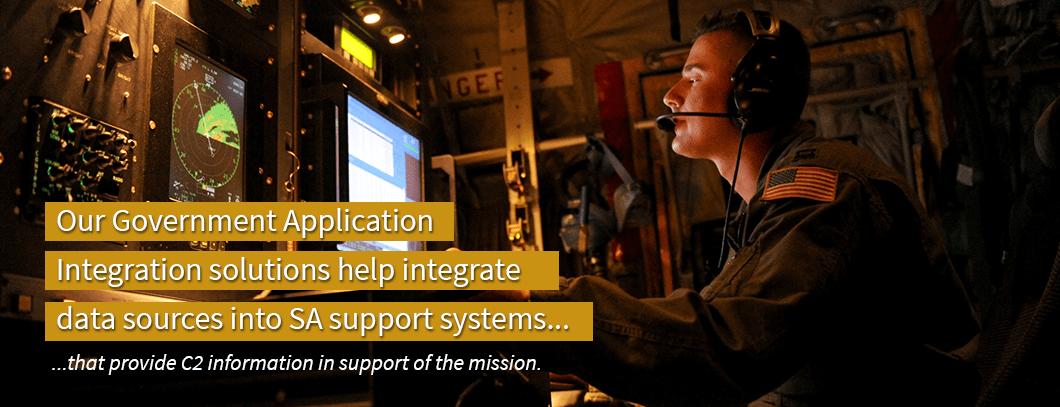 Government Application Integration