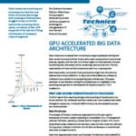 GPU Accelerated Big Data Architecture