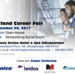 Kirtland Career Fair – September 20, 2017