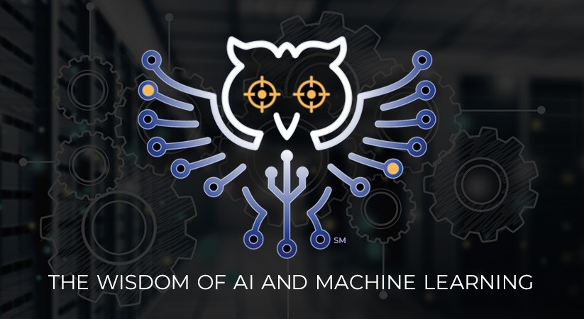 Wisdom of AI and Machine Learning Owl